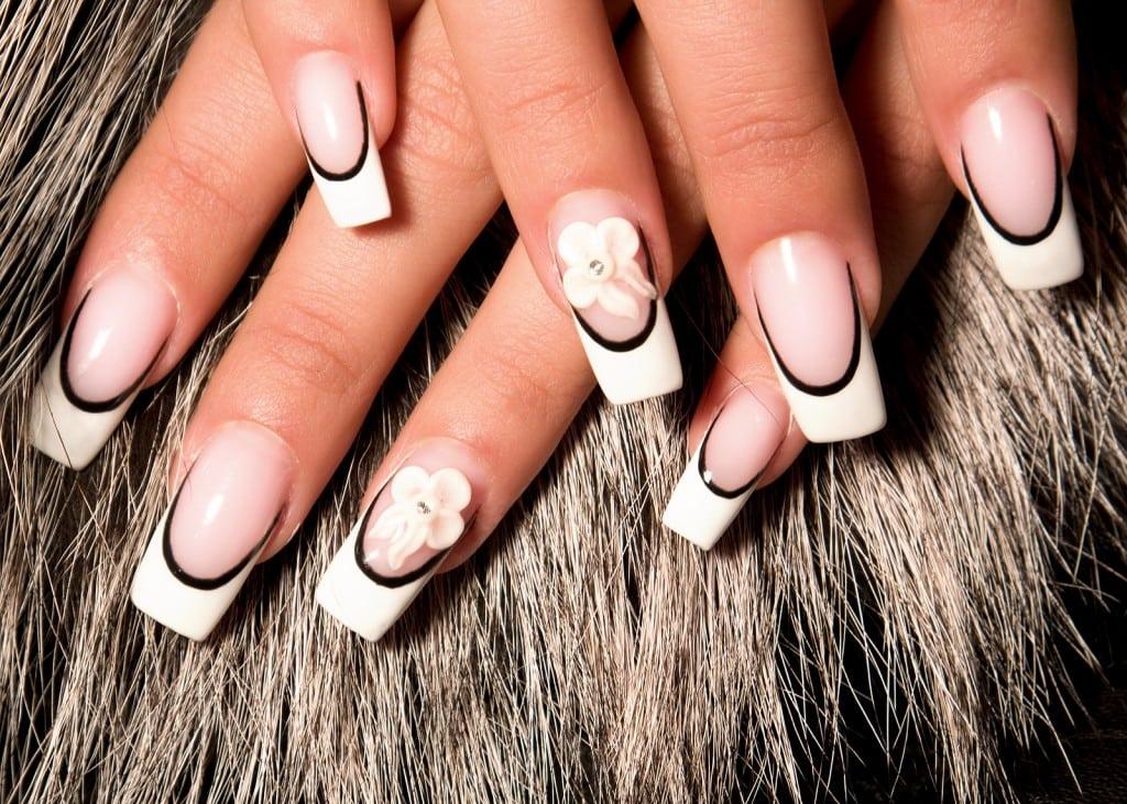 Acrylic Nails vs Natural Nails and Gel Polish vs Regular Polish