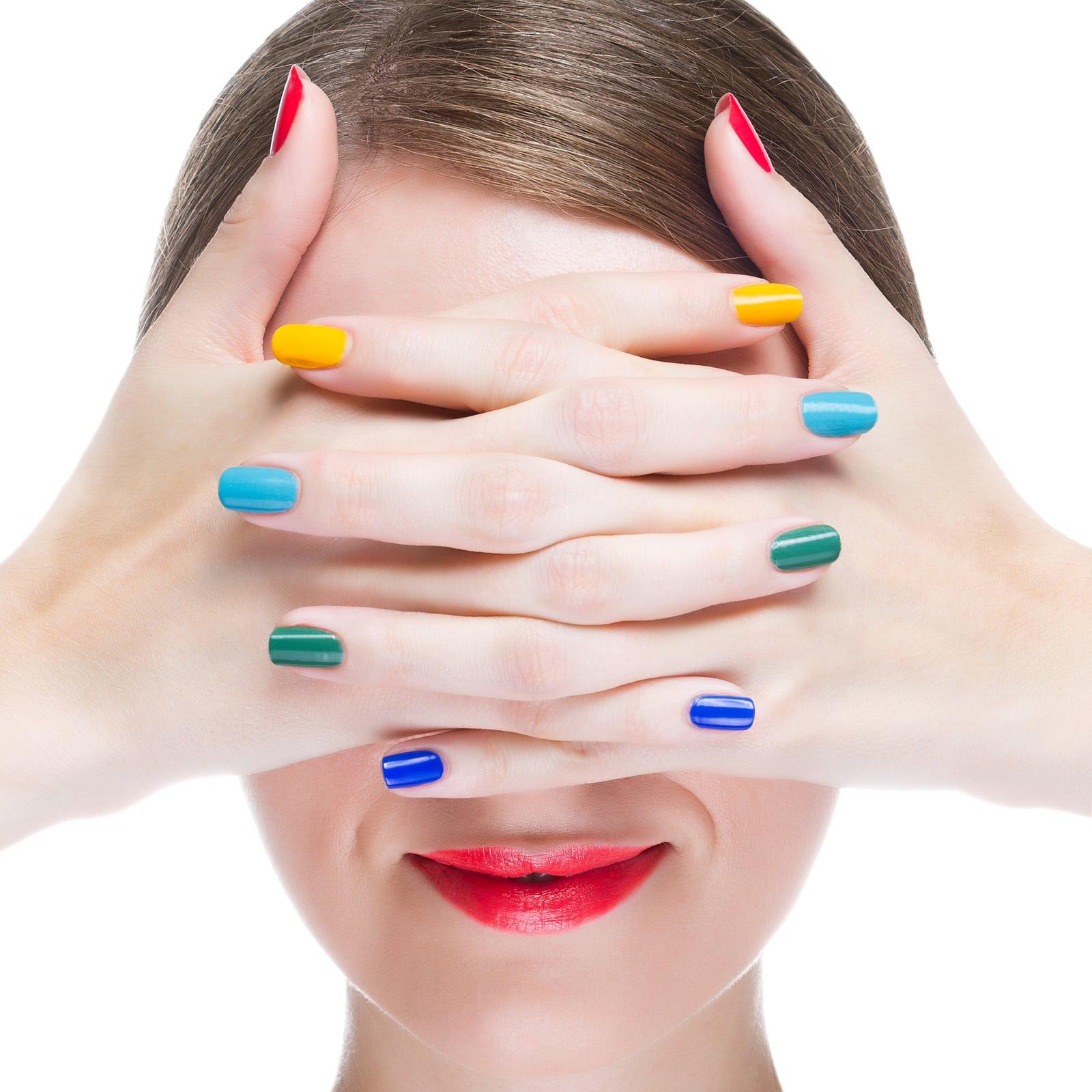 Acrylic Nails Vs Natural Nails And Gel Polish Vs Regular