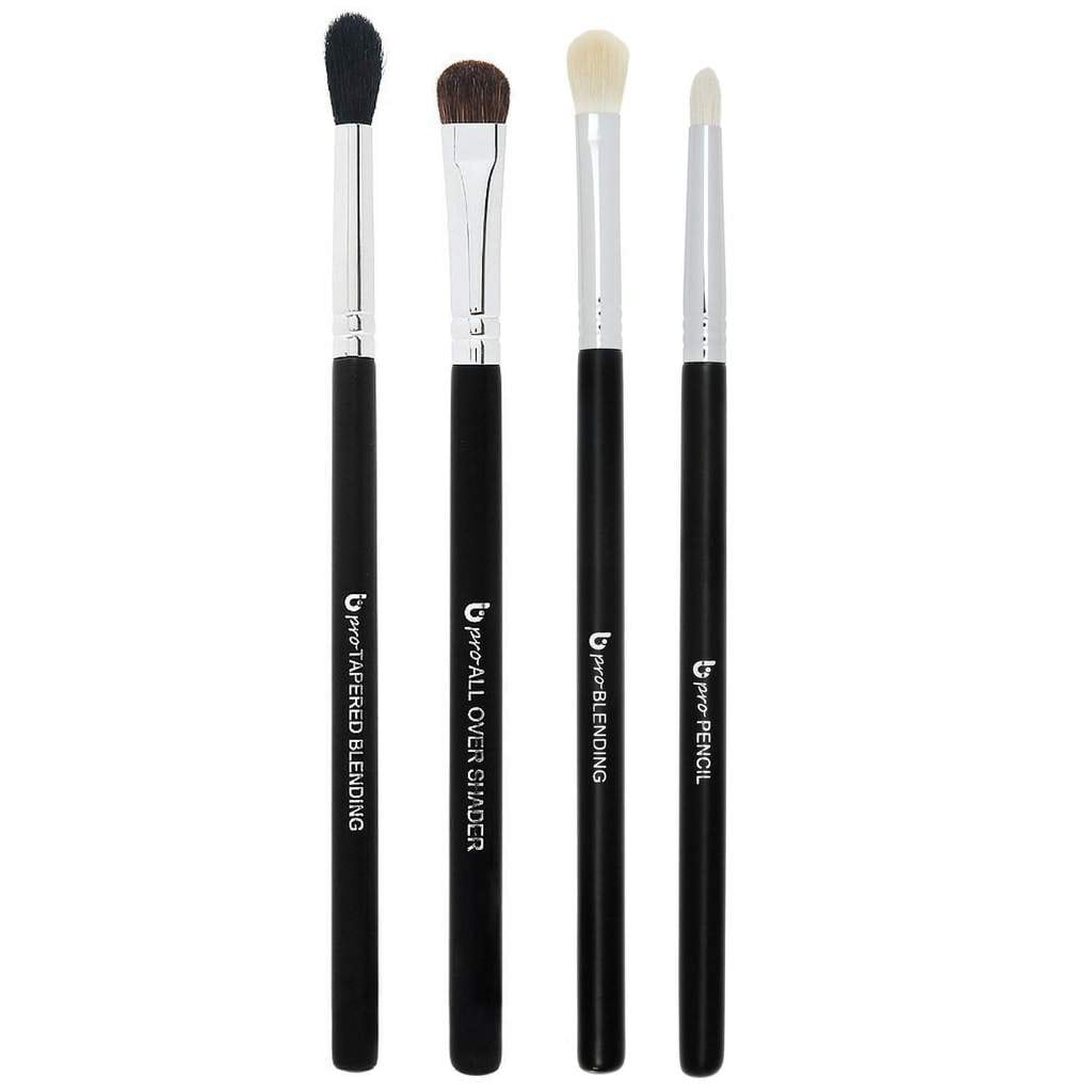 4pc Eye Brush Set
