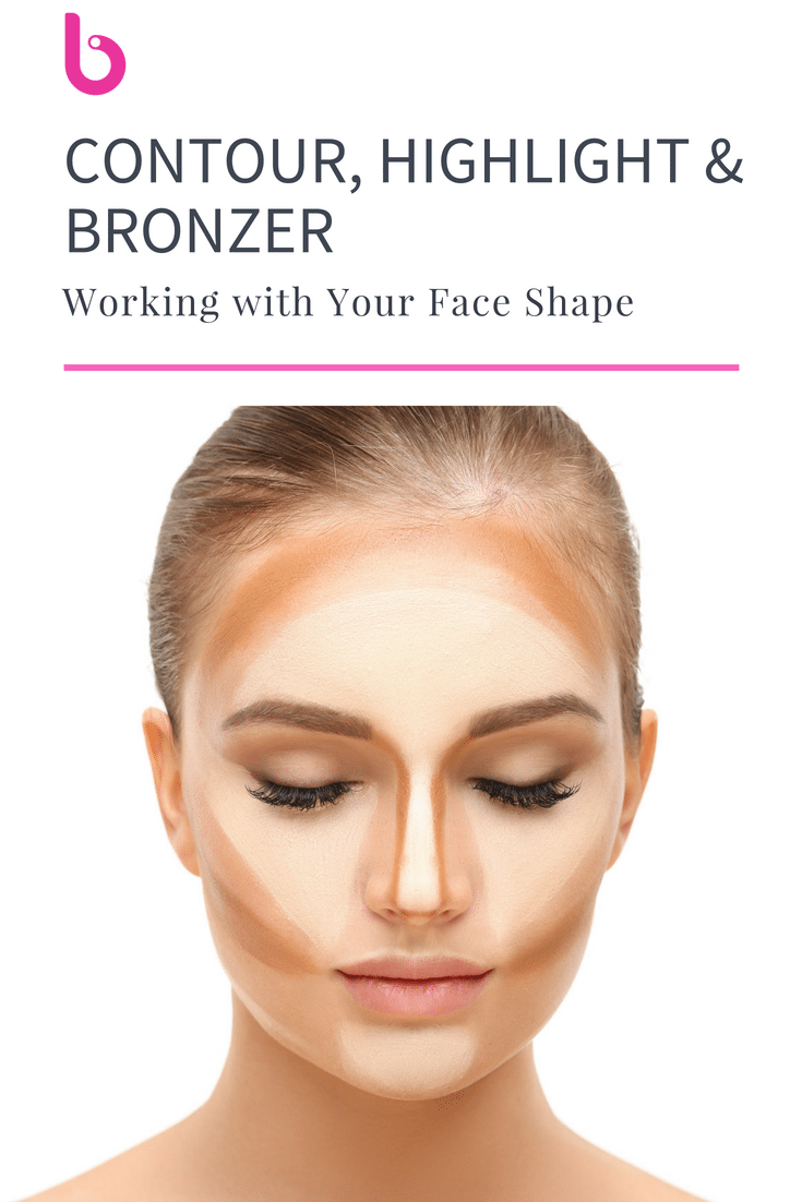 Contour For Less Nyx Cosmetics: How To Contour For Your Face Shape